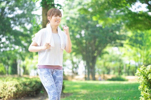 ダイエットにおける有酸素運動