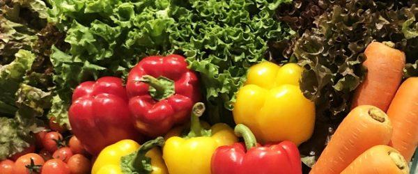 旬の野菜で健康になろう!