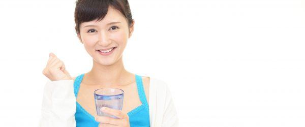 美容健康にも良い水の効能
